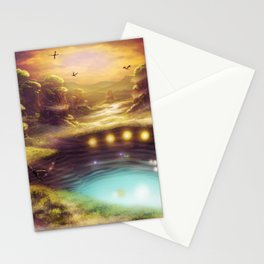 Within the Mesas Stationery Cards