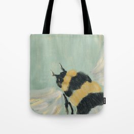 Little Busy Bee Tote Bag