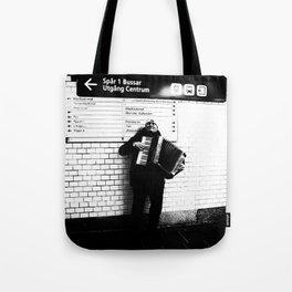 Proud Performer Tote Bag