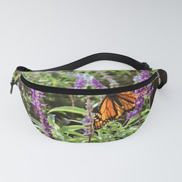 Butterfly with Open Wings Fanny Pack