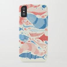 Under the sea iPhone X Slim Case