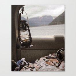 Cozy Mornings Canvas Print