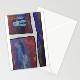 kisik 4 Stationery Cards