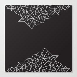 Geometric Pattern VII Canvas Print