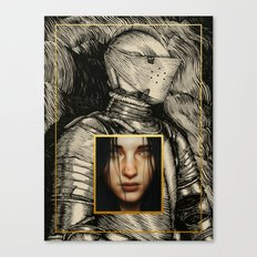 Era de Oro. Canvas Print