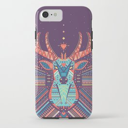 Symmetric Animals. DEER iPhone Case