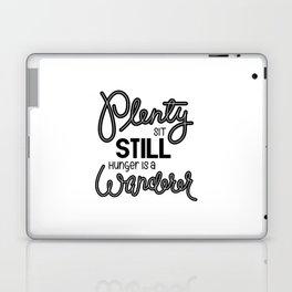Plenty Wanderer Laptop & iPad Skin