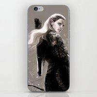archer iPhone & iPod Skins featuring the archer by evankart
