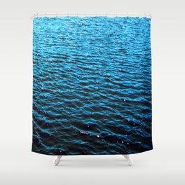 .deep. Shower Curtain