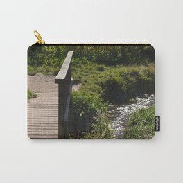 Bridge To The Other Side Carry-All Pouch