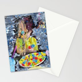 Aldo Addresses the Unwanted Plate of Happy Stationery Cards