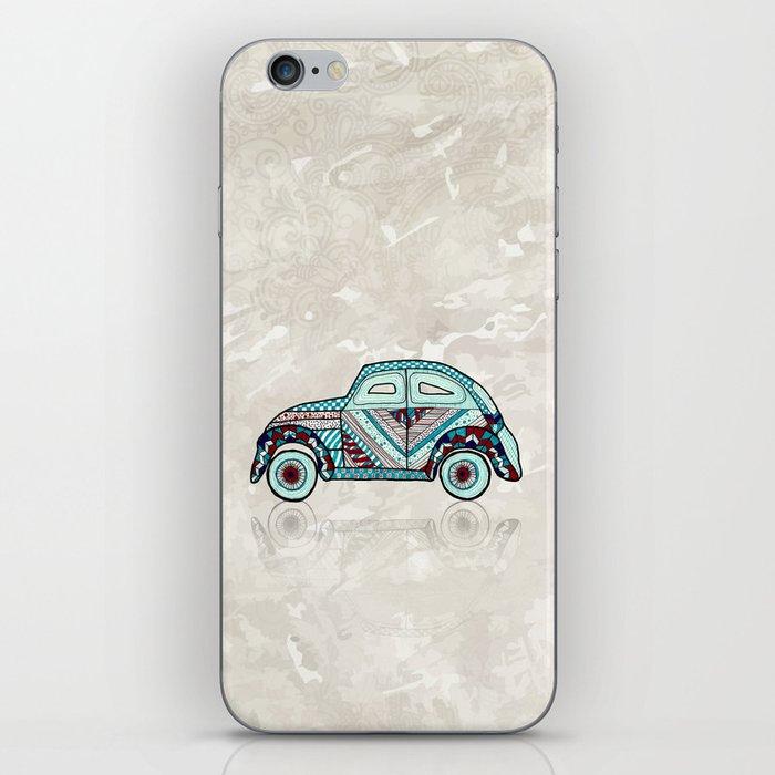 VosVos in Wonderland iPhone Skin