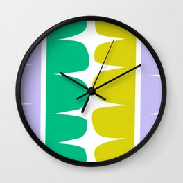 No Frills 02 Wall Clock