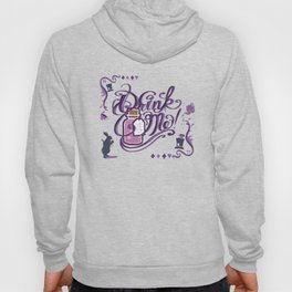 Alice In Wonderland Drink Me Hoody