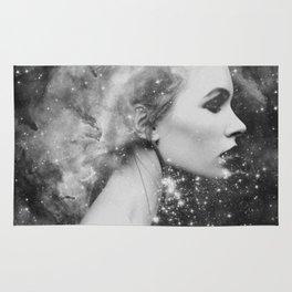 Head in the stars Rug