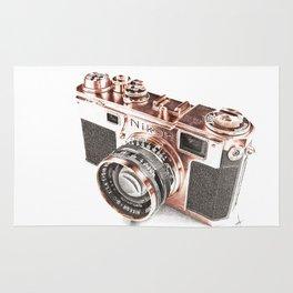 Nikon S2 Rug