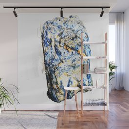 Kyanite crystall Gemstone Wall Mural