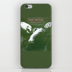 The Siths The King is Dead iPhone & iPod Skin