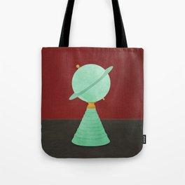 Saturn Lamp Twin Peaks Tote Bag