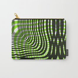 Zebra gone mad Carry-All Pouch