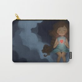 Let your lirght shine. Carry-All Pouch