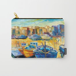 Wharf Carry-All Pouch