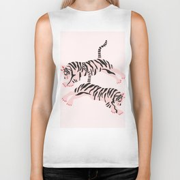 fierce females Biker Tank