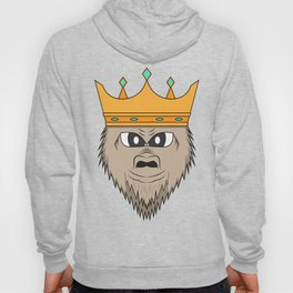 Gorilla king Hoody