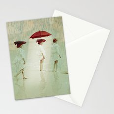 Waiting on a sunny day Stationery Cards