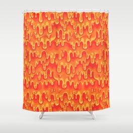 Cheese Melt Shower Curtain