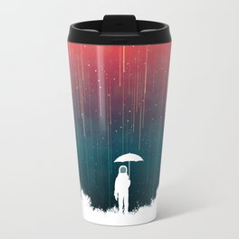 Meteoric rainfall Travel Mug