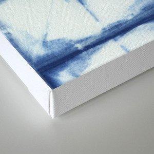 Shibori Thirteen Canvas Print
