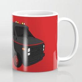 The A-Team Van Coffee Mug