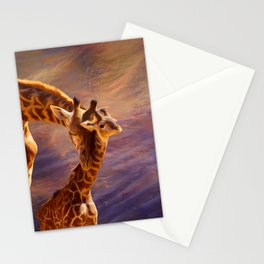 Tenderness Painted Stationery Cards