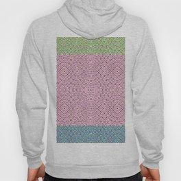 1806 Pastel pattern Hoody