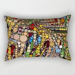 Bubble Fun 1018 Rectangular Pillow