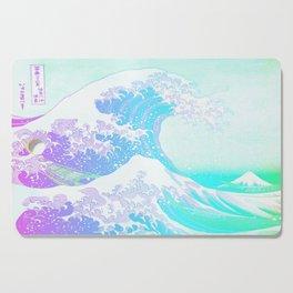 The Great Wave Unicorn Cutting Board