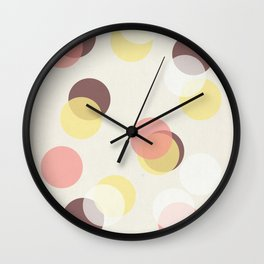 Splash 002 Wall Clock