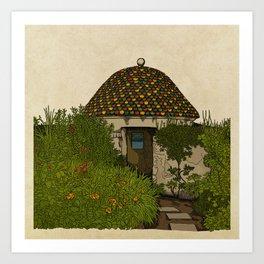 The Guard House Art Print