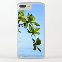 Caribbean Clear iPhone Case