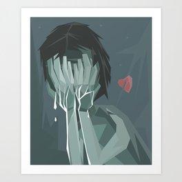 Hollowed Art Print