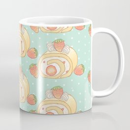 Sweet Roll Cake Coffee Mug