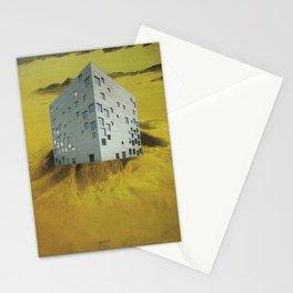 desert resort Stationery Cards