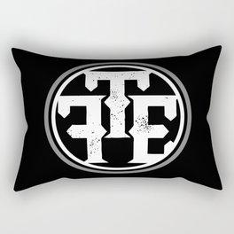 TFE - Tune Fiend Entertainment Logo Rectangular Pillow