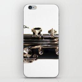 Clarinet iPhone Skin