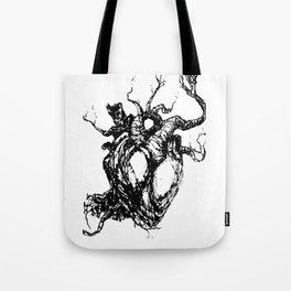 HeartTree Tote Bag
