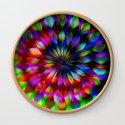 Psychedelic Rainbow Swirl by webgrrl