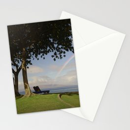 Rest Under The Rainbow Stationery Cards