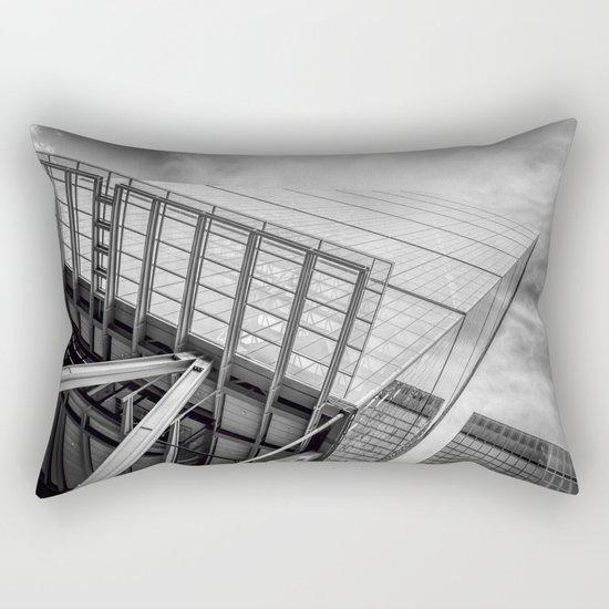 London skyscraper Rectangular Pillow