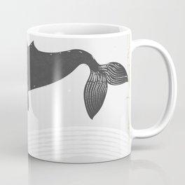 Whale Ink Coffee Mug